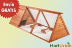 Galliner prefabricat de fusta model Bristol