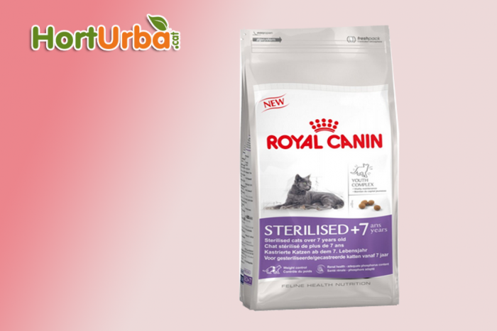 Royal canin sterilised 7 years 3 5 kg pienso para gatos - Alimento para gatos esterilizados ...