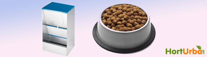 Comederos para perros tolvas para perros comederos for Comederos para perros